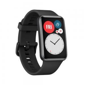 huawei watch fit in black