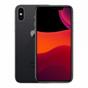 iPhone XS Max in Space Grey