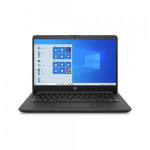 HP 14 AMD 3020e laptop in black