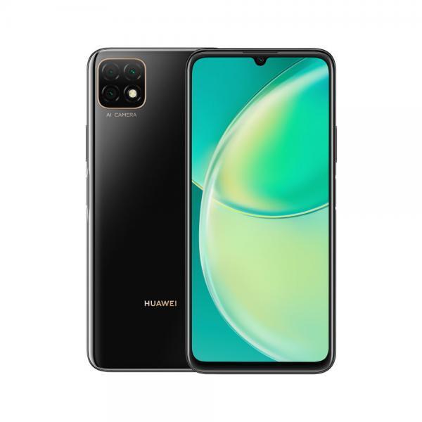 Huawei Nova Y60 in black