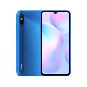 Xiaomi Redmi 9A in blue