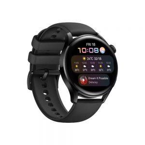 Huawei watch 3 in black