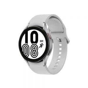 Samsung galaxy Watch 4 in silver