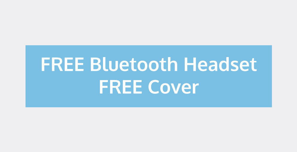 Nokia 1.4 plus free accessories banner